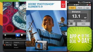Illustration for article titled Daily App Deals: Edit Your Digital Images and Videos with Adobe Elements Software, now 40% Off.