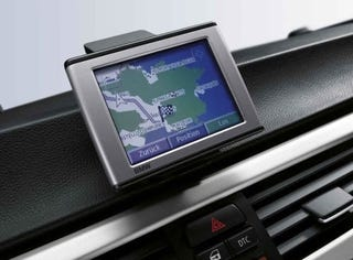 Illustration for article titled Custom Garmin BMW Receivers for 1, 3 Series