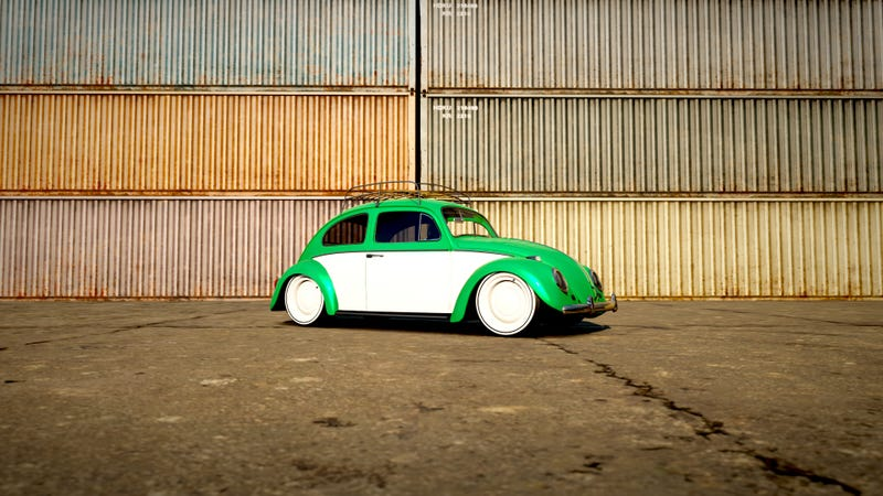 Illustration for article titled Anyone care for a slammed bug?