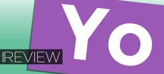 Illustration for article titled Yo Review: Yo