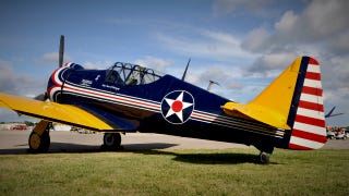 Illustration for article titled The Most Beautiful Planes At EAA AirVenture 2014