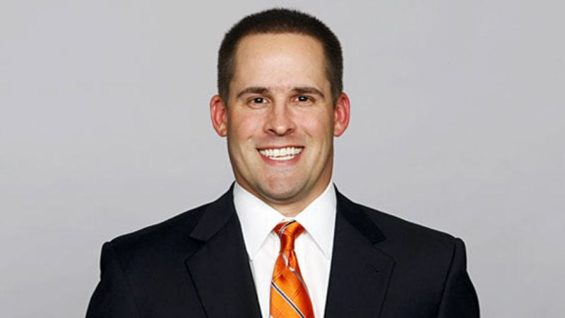 Illustration for article titled Josh McDaniels Checks NFL.com To See What Other Teams Are In The League