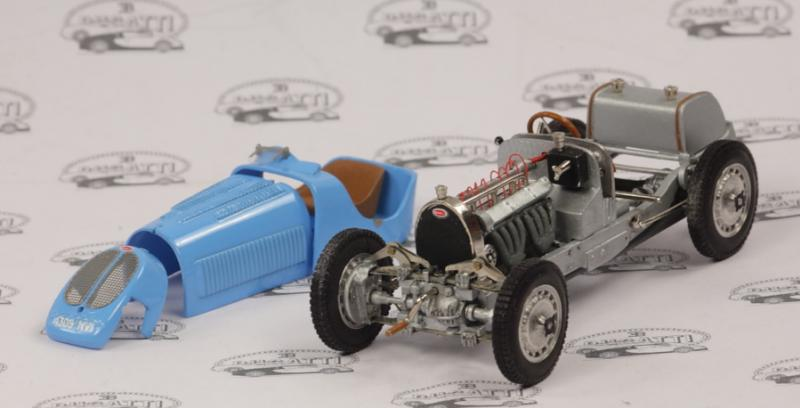 the Bugatti revue: The Bugatti Type 53