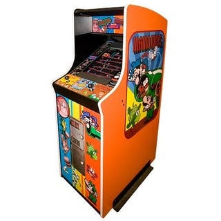 Illustration for article titled Nintendo '80s Arcade Cabinet