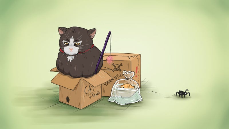 Illustration for article titled How to Prepare Your Pets for a Big Move