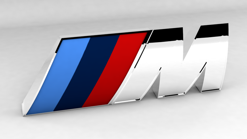 Illustration for article titled I made an M badge