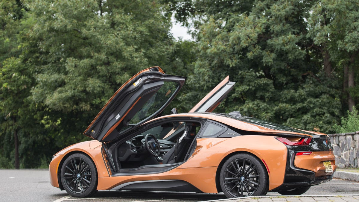 2019 BMW i8: I Am a Big Dumb Idiot for Thinking It Needed More Power