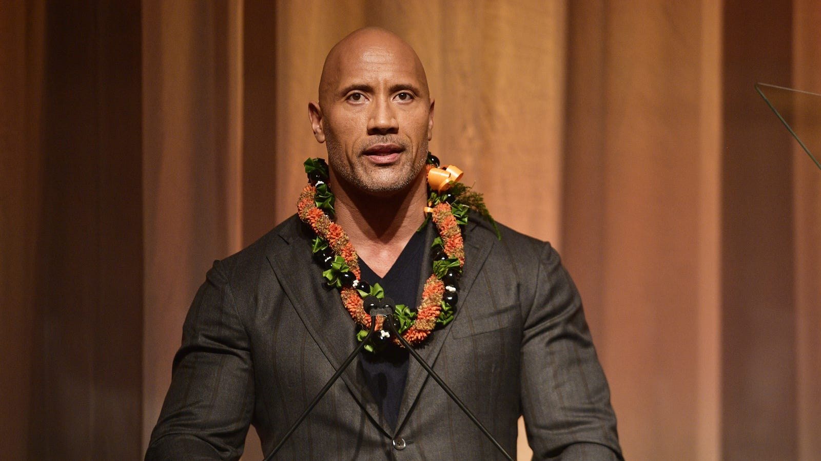 """We regret to inform you that The Rock has some thoughts on """"generation snowflake"""""""