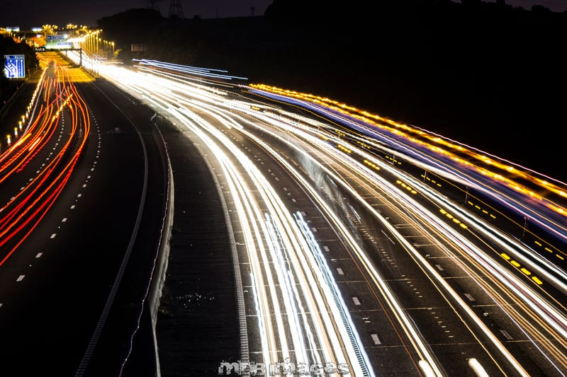 Illustration for article titled Shooting Challenge: Car Light Trails