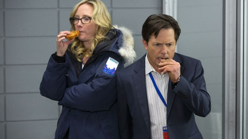 """Illustration for article titled The Michael J. Fox Show: """"Sochi"""""""
