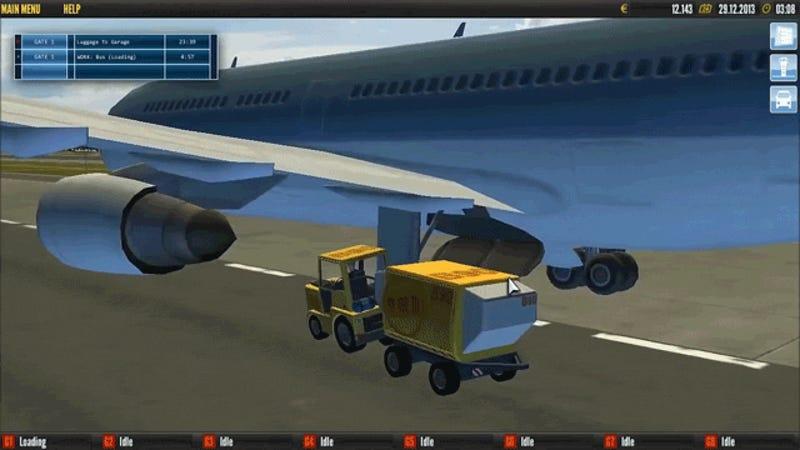 Airport Simulator 2014 скачать торрент - фото 8