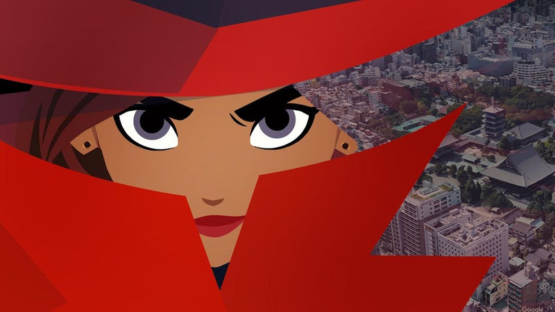 Illustration for article titled Where On Google Earth Is Carmen Sandiego?