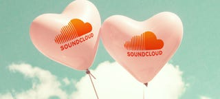 Illustration for article titled Soundcloud Just Made Its First Deal with a Major Record Label