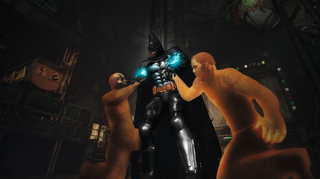 Illustration for article titled Batman: Arkham City Looks, Um, Different on the Wii U  [UPDATE]