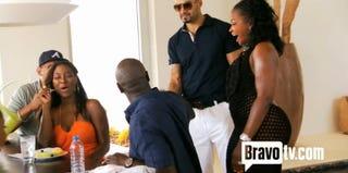 Phaedra's got donkey booty on Real Housewives of Atlanta (Bravotv.com)