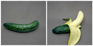 Illustration for article titled These vegetables are not what they seem.