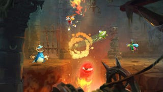 Illustration for article titled Rayman Legends  No Longer a Wii U Exclusive; PS3 and Xbox 360 Versions Also Coming in September