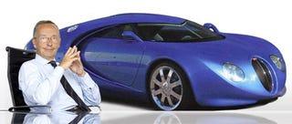 Illustration for article titled Walter da'Silva Veyron Proposal