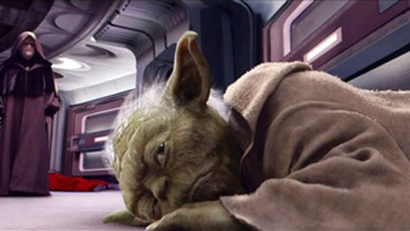 Illustration for article titled Frank Oz will reprise Yoda on Star Wars Rebels