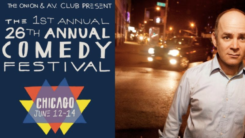 Illustration for article titled Chicago, we're throwing a Comedy Fest after-show all about Internet comments and featuring Todd Barry