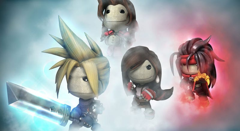 Illustration for article titled Final Fantasy VII Remade...In Another Video Game