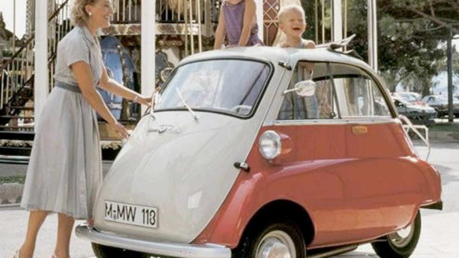 BMW City Car Confirmed, 0-Series Or Return Of The Isetta?