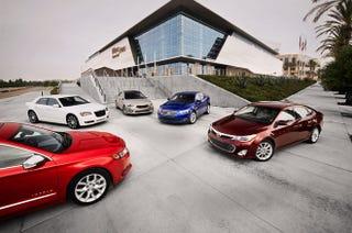 Illustration for article titled Saving the Fullsize Sedan