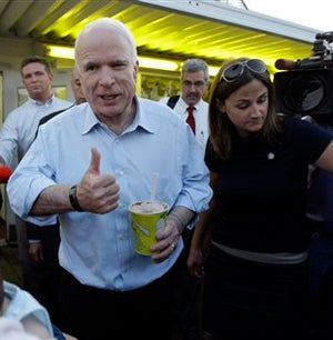 Illustration for article titled Airport Sedition: The Surge Isn't Working And Neither Is John McCain's Common Sense