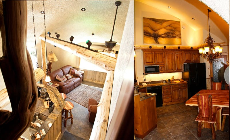 Hobbit Interior Design real-life houses that look like they belong in the shire