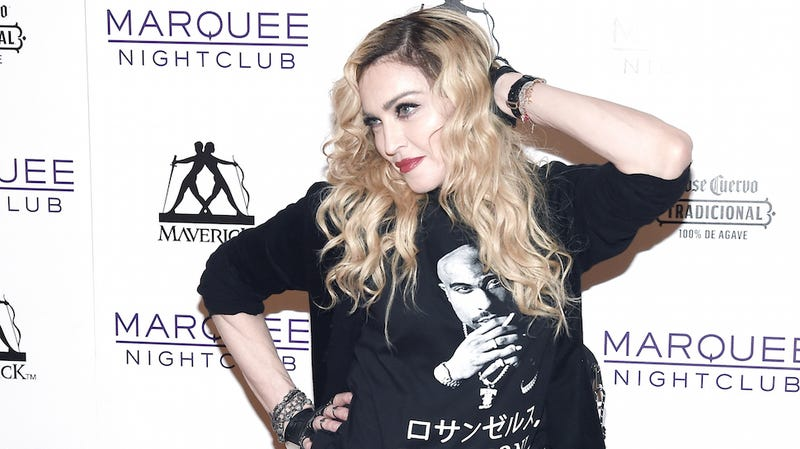 Illustration for article titled Madonna's Son Is Being Legally Forced to Spend Christmas with Her in New York