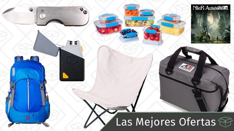 Illustration for article titled Las mejores ofertas de este viernes: Neveras AO, muebles de exterior, prendedor Plasma y más