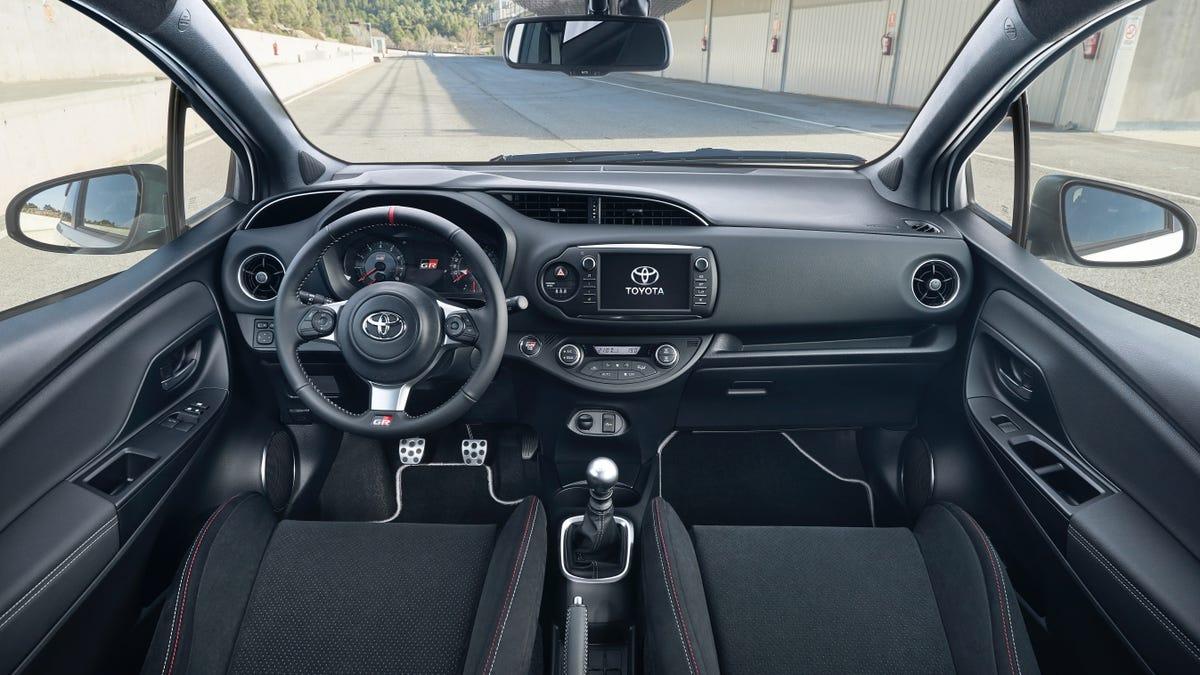 Toyota Yaris Grmn >> Why The 209 Hp Toyota Yaris Grmn Actually Feels Like The