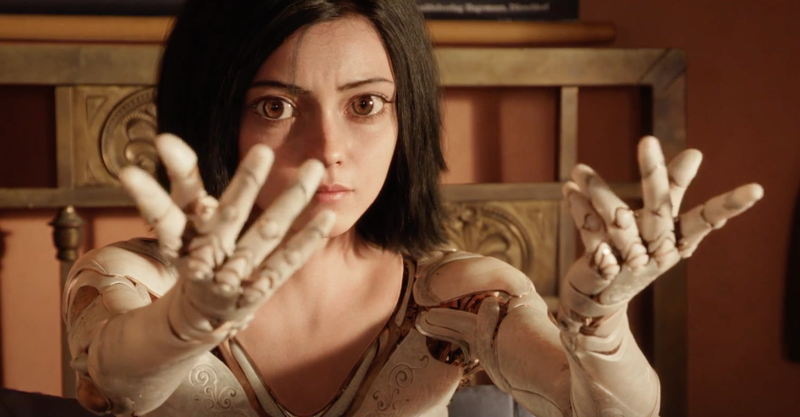 Alita: Battle Angel Arrives With First Trailer