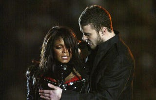 Janet Jackson and Justin TimberlakeDonald Miralle/Getty Images