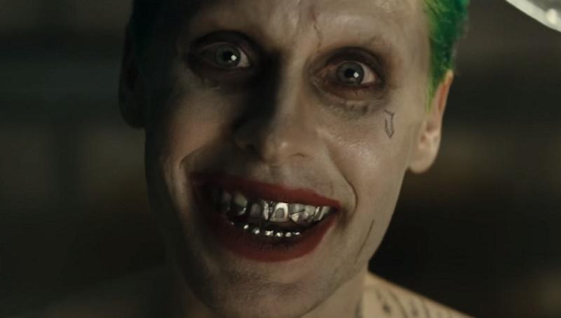 Illustration for article titled Jared Leto's Joker Shows Up in Suicide Squad Trailer [UPDATE]