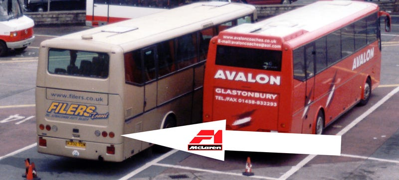Illustration for article titled The McLaren F1 Used The Rear Lamps Of A Dutch Bus Because Of TVR