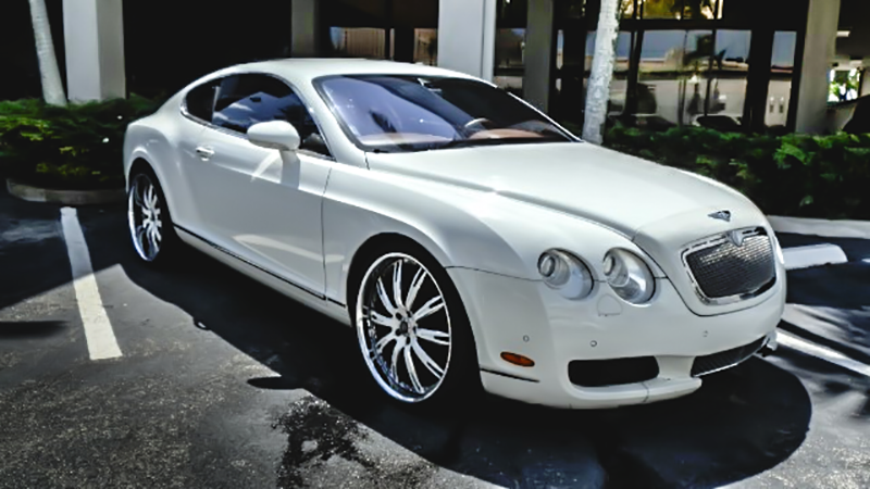Illustration for article titled Is This Crazy Cheap Bentley Continental GT Worth Bringing Back To Life?