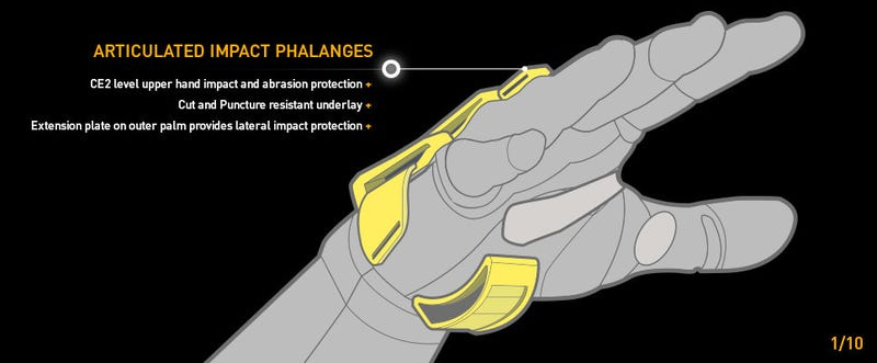 Illustration for article titled Win A Pair Of Del Rosario Resistor Gloves