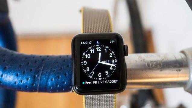 Latest Update Bricks SomeApple Watches