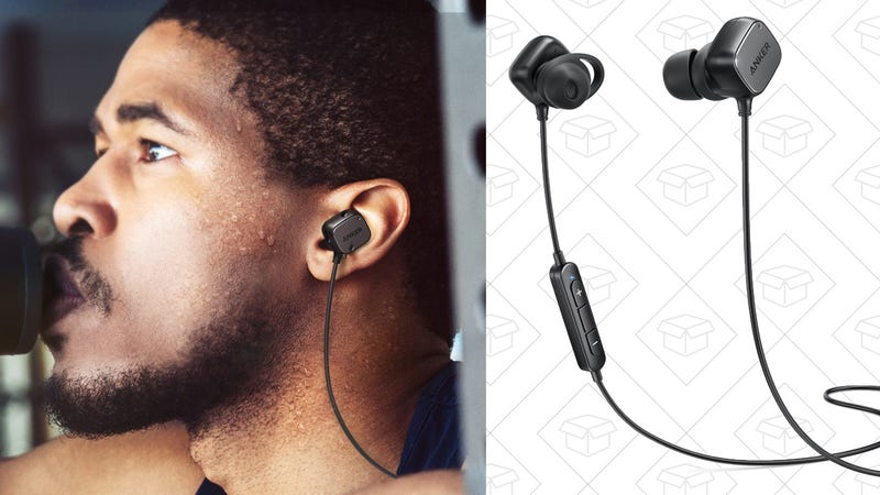 Anker SoundBuds Tag | $18 | Amazon | Promo code ANKX3232