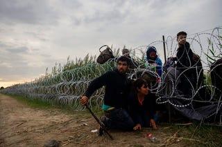 Illustration for article titled A nemzetközi helyzet fokozódik: egyre agresszívabbak a népvándorlók!