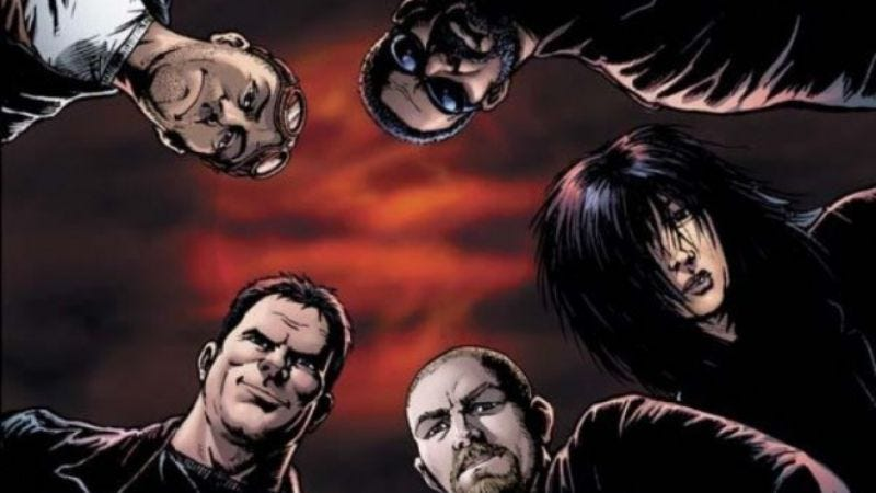Illustration for article titled Seth Rogen and Evan Goldberg to bring another Garth Ennis comic to TV