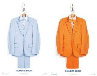 Illustration for article titled Tökéletes poszterekkel reklámozzák a Dumb és Dumber kettyót