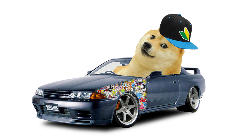 Illustration for article titled Yo Doge Demuro