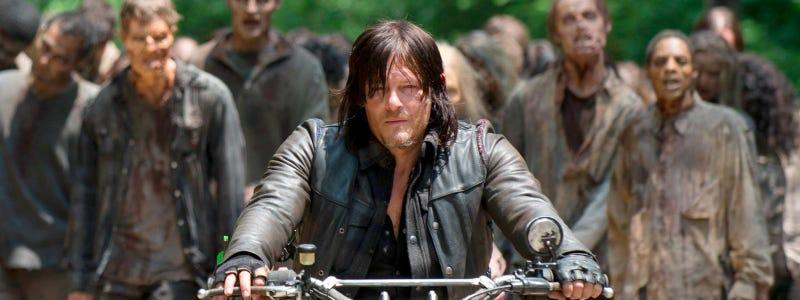 El creador de The Walking Dead sabe cómo inició el apocalipsis zombie, pero no lo dirá nunca