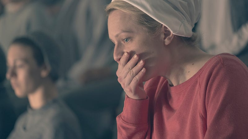 June (Elisabeth Moss) witnesses Gilead's latest crime against humanity.