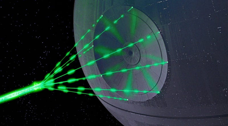 insecure scientists build 1000 watt super laser 10 times