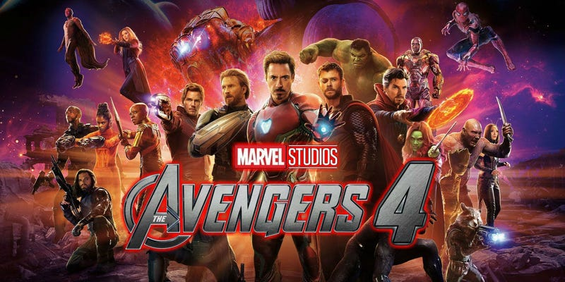 Illustration for article titled Avengers 4 Theory
