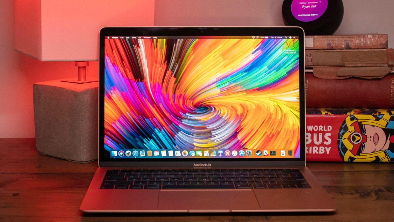 El nuevo MacBook Air tiene un SSD más lento que el de la generación anterior