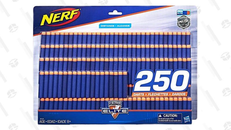 NERF N-Strike Elite 250-Dart Pack | $10 | Walmart